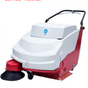 Battery Type Sweeping Machine