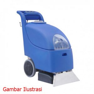 Carpet Soil Extraction Machine