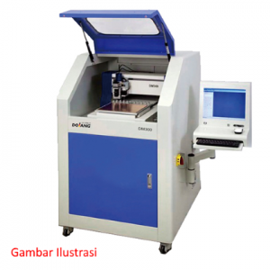 Circuit Board Engraving Machine