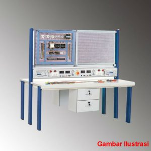 Electrical Maintenance Skill Training Workbench