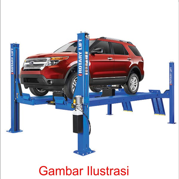 Four Post Lift Alignment