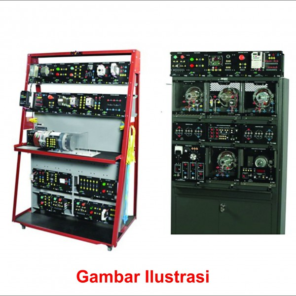Low and Middle Voltage Simulation Training System