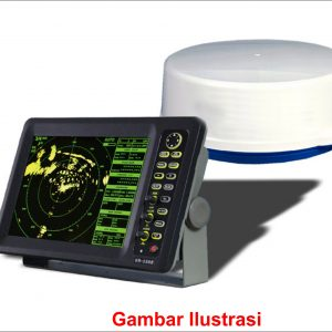 Marine Radar with AIS