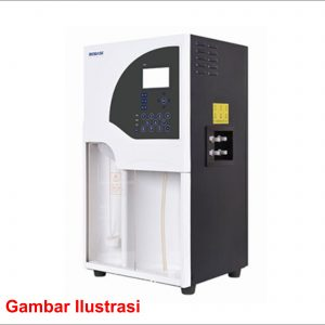Nitrogen Analyzer with Digest Furnace