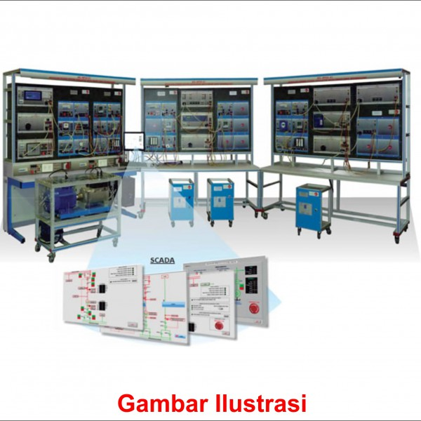 electricity protection training system