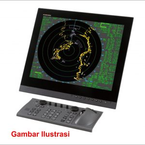 marine radar with arpa